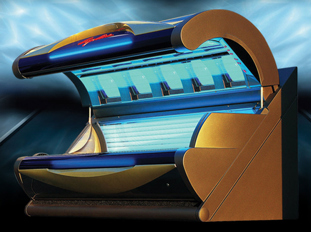 Level 4 Tanning Beds - Deep Bronzing