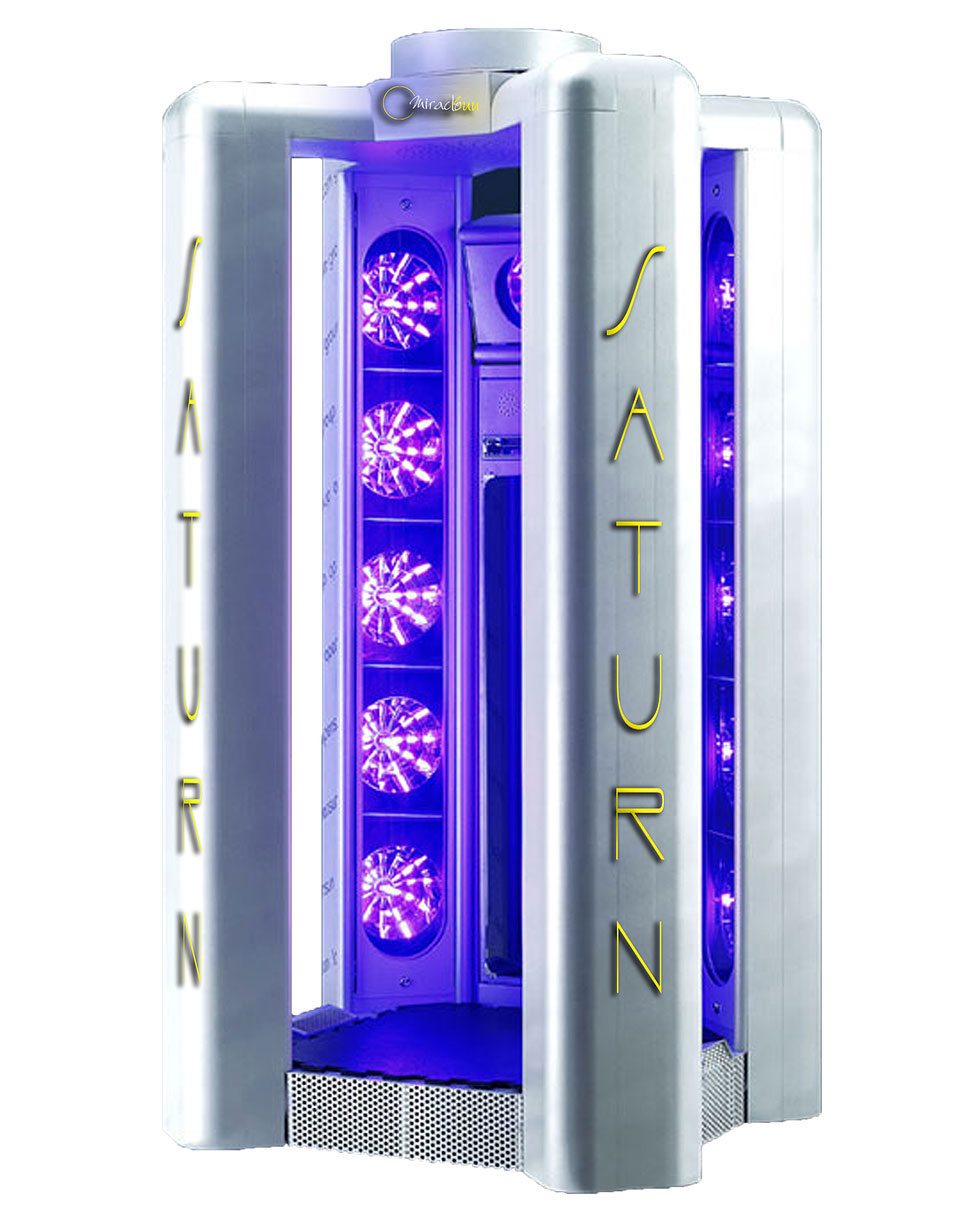 Level 5 Tanning Beds - High Pressure